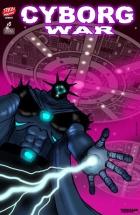 Cyborg War #5 / Trebi Mann.