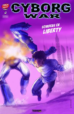 Cyborg War #2 / Trebi Mann