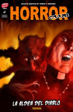 Horror Club #2 / Trebi Mann