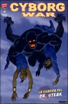 Cyborg War #4 / Trebi Mann