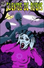 Cuentos de Aliens / Trebi Mann.