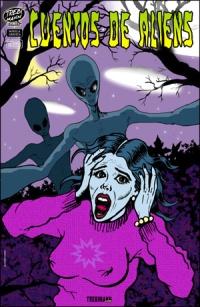 Cuentos de Aliens / Trebi Mann