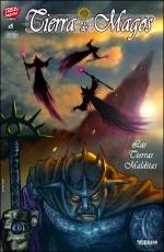 Tierra de Magos #5 / Trebi Mann