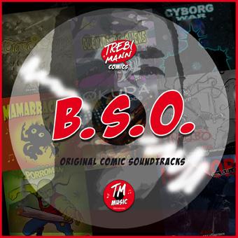 B.S.O. Comics - TM