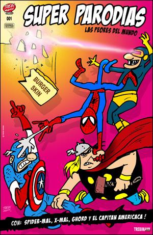 Super Parodias #1