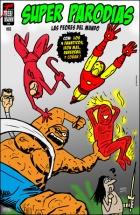 Super Parodias #2. Trebi Mann.