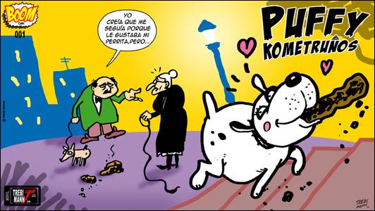Boom Comic #1 / Trebi Mann