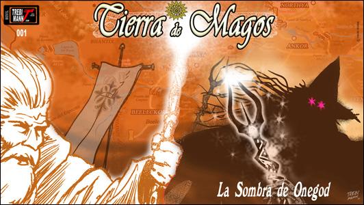 Tierra de Magos / M #1 .Trebi Mann