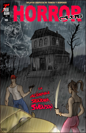 Horror Club #9. Trebi Mann.