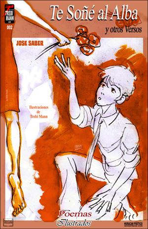 POEMAS ILUSTRADOS #2. Trebi Mann y José Saber.