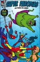 Super Parodias #3. / Trebi Mann.
