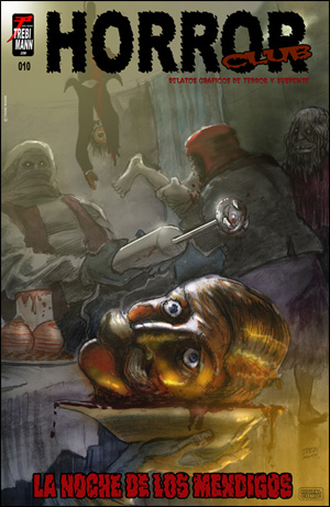Horror Club #10. Trebi Mann.