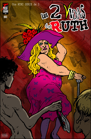 Las 2 Vidas de Ruth #3. Trebi Mann