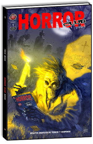 HORROR CLUB Book #1 / Libro