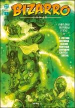 BIZARRO COMIX Nº1 - Un comic de TREBI MANN.