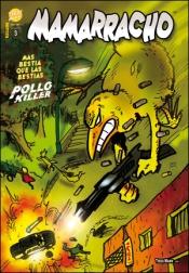 MAMARRACHO Nº3 / 2020- Un comic de TREBI MANN.