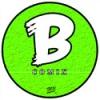 BIZARRO COMIX Logo