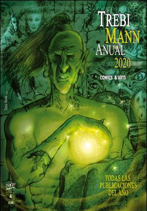 TREBI MANN ANUAL 2020 - Un Magazine de TREBI MANN.