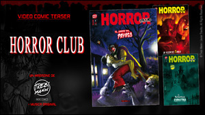 HORROR CLUB VIDEO