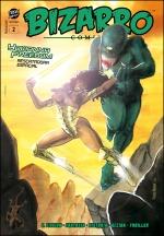 BIZARRO COMIX Nº2- Un comic de TREBI MANN.