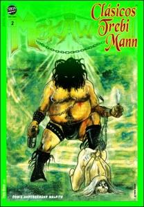 CLASICOS TREBI MANN Nº 2- Un Comic Magazine de TREBI MANN.